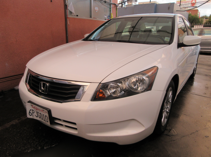 2010 Honda ACCORD LX-P