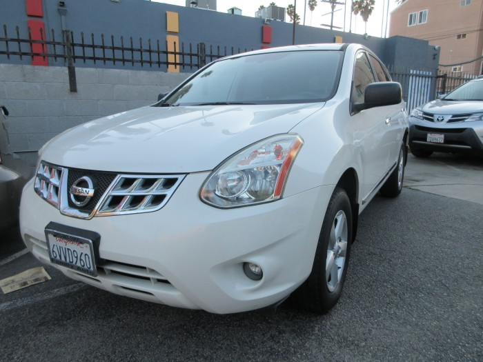 SUV 2012 NISSAN ROUGE