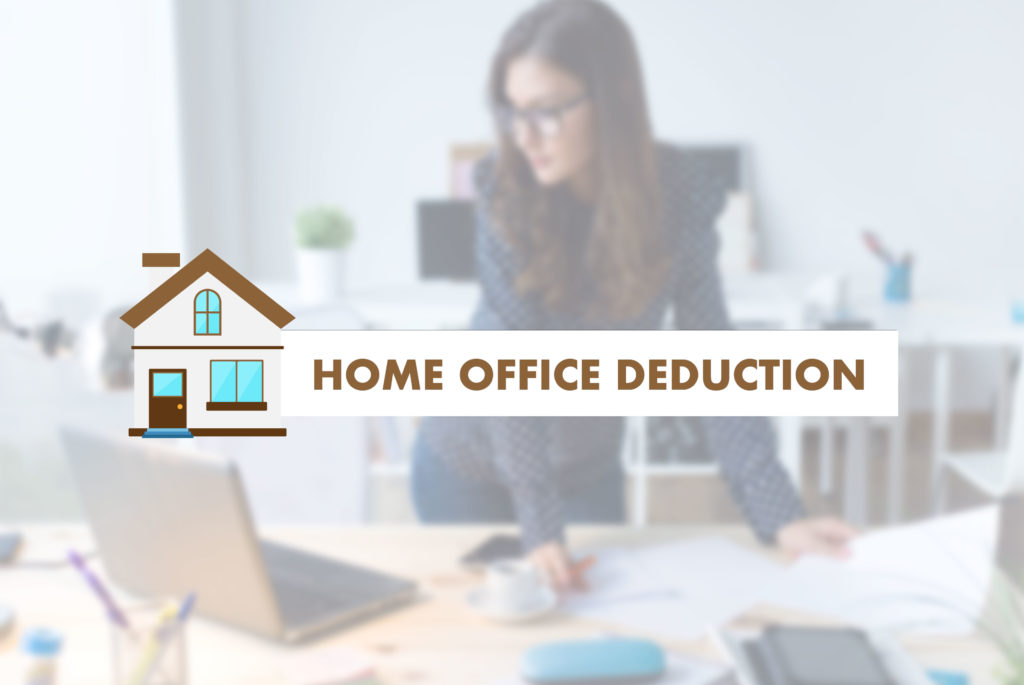 홈오피스 공제(Home office deduction)-1