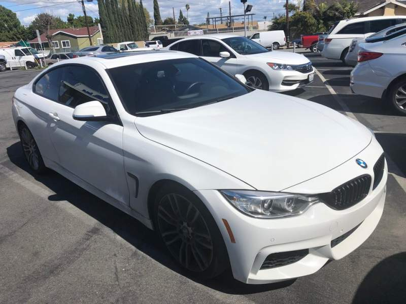 2015 BMW 428i coupe M sport
