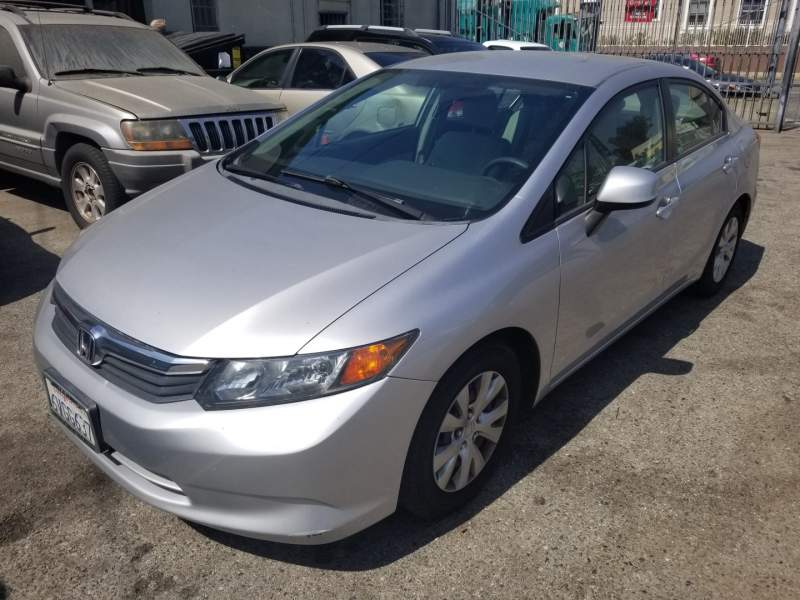 2012식 HONDA CIVIC LX / $7,500