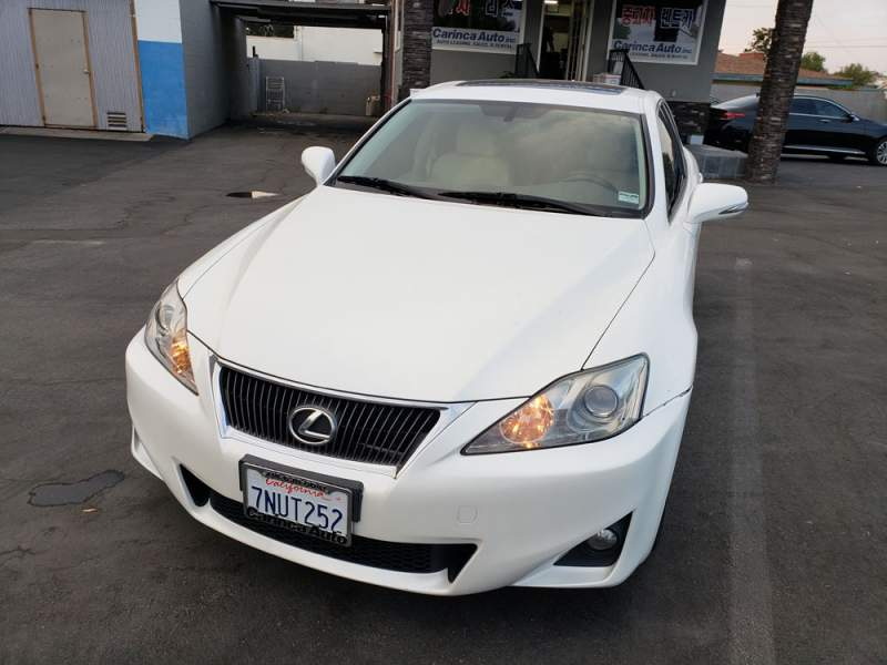 2012 Lexus IS250 SOLD