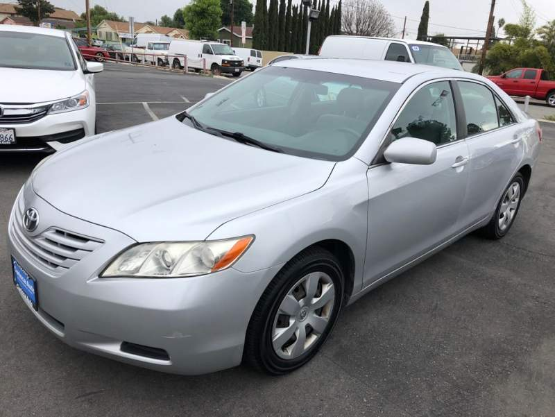 2009 TOYOTA CAMRY L