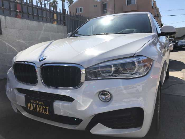 고급 LUXURY SUV BMW X6
