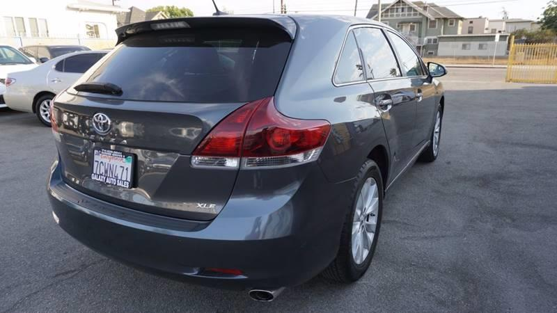 2013 Toyota Venza FWD XLE 4cyl 4dr Crossover
