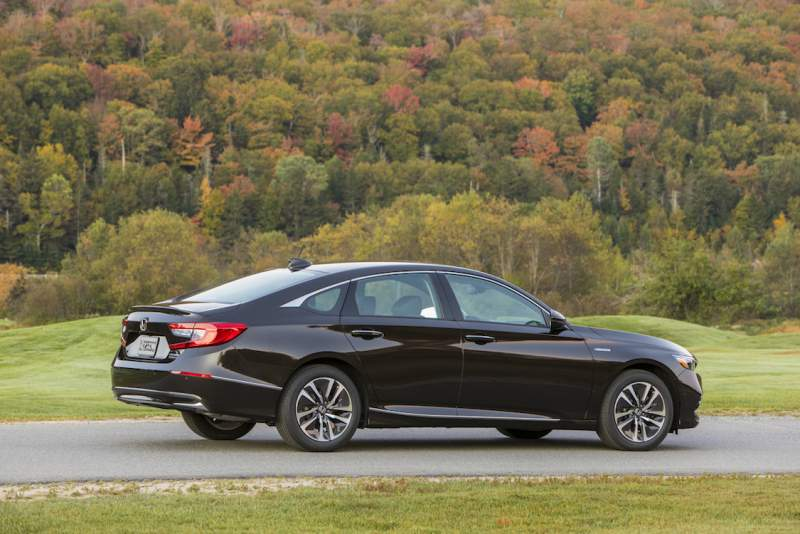 2019 Honda Accord Hybrid ..꼭 갖고 싶은 차 ...48 miles / Gallon