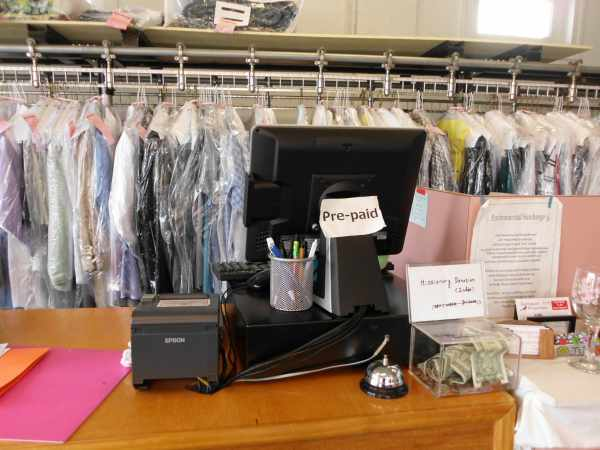 Downtown Dry Cleaner for Sale, $120,000