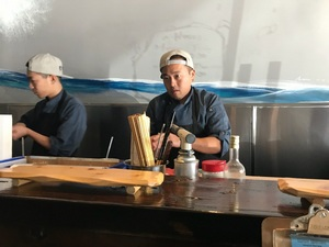New cool sushi man in Ktown!
