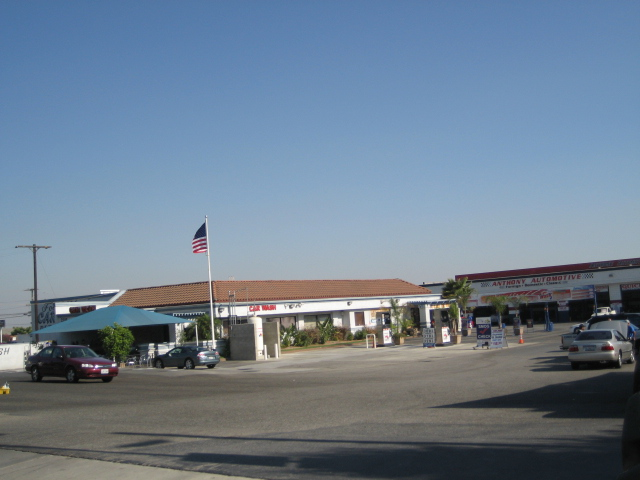 Car wash, gas station and c-store for sale