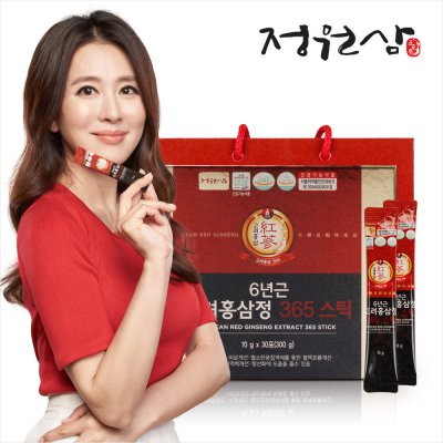 [Jungwonsam] 6-Year-Old Red Ginseng Extract