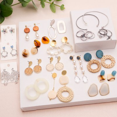[Sunny World] Earring Collection