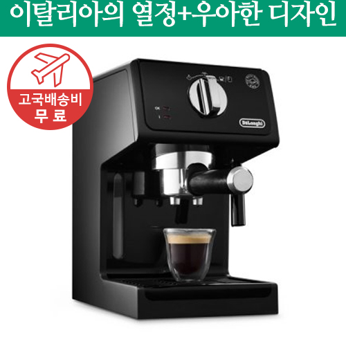 ECP31.21 Delonghi Coffee Makers Semi automatic espresso dk
